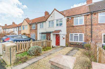 2 Bedrooms Terraced House for sale in Tibland Road, Acocks Green, Birmingham, West Midlands