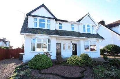 3 Bedrooms Semi Detached House for sale in Dunchurch Road, Paisley
