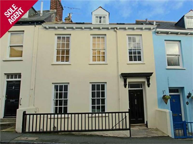 4 Bedrooms Terraced House for sale in 110 Victoria Road, St Peter Port