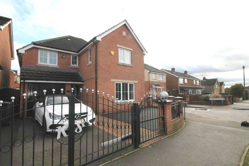 4 Bedrooms Detached House for sale in Nursery Road, Off Scraptoft Lane