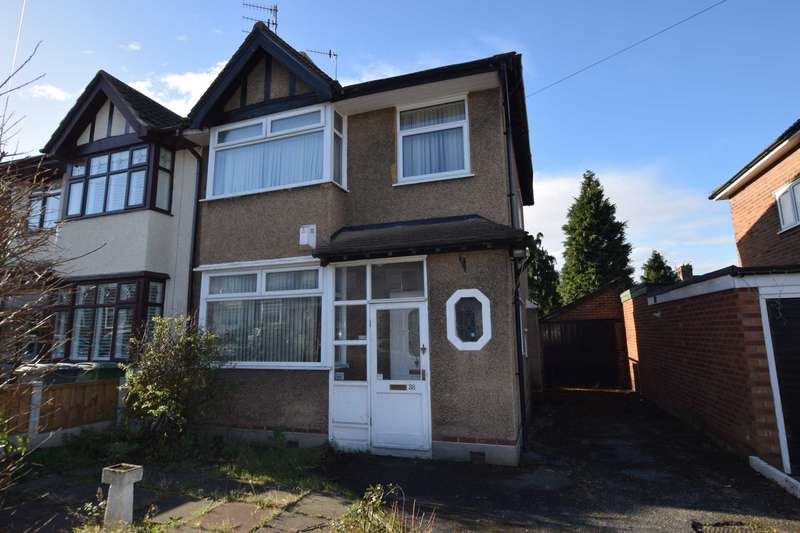 3 Bedrooms Semi Detached House for sale in Northwood Road, Prenton