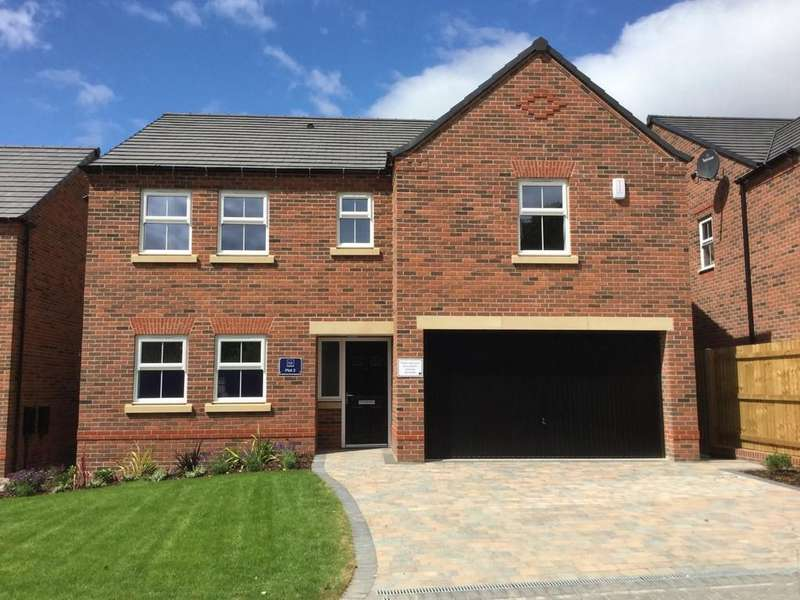 5 Bedrooms Detached House for sale in Plot 2,Tower Gardens