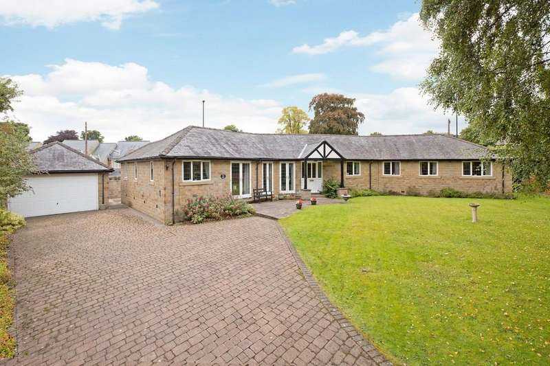 4 Bedrooms Detached Bungalow for sale in Old Pool Bank, Pool In Wharfedale