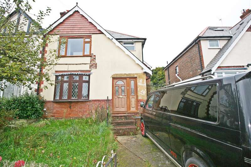 3 Bedrooms Semi Detached House for sale in Merridale Road, Southampton, SO19 7AD