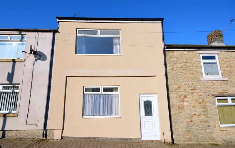 3 Bedrooms Terraced House for rent in High Street, Tow Law, Bishop Auckland, DL13 4DL