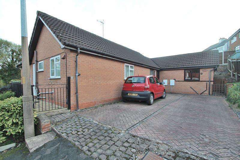 1 Bedroom Semi Detached Bungalow for sale in Brook Street, Quarry Bank DY5 2AS