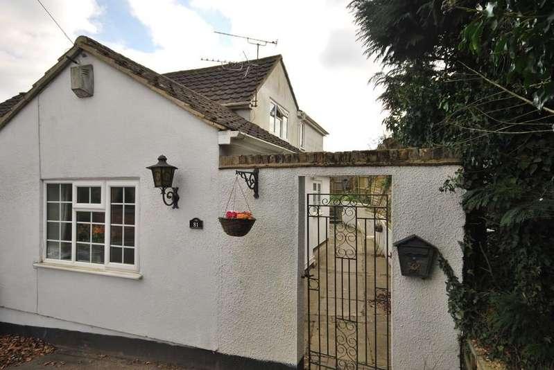 2 Bedrooms End Of Terrace House for sale in Farnborough Road, Farnham