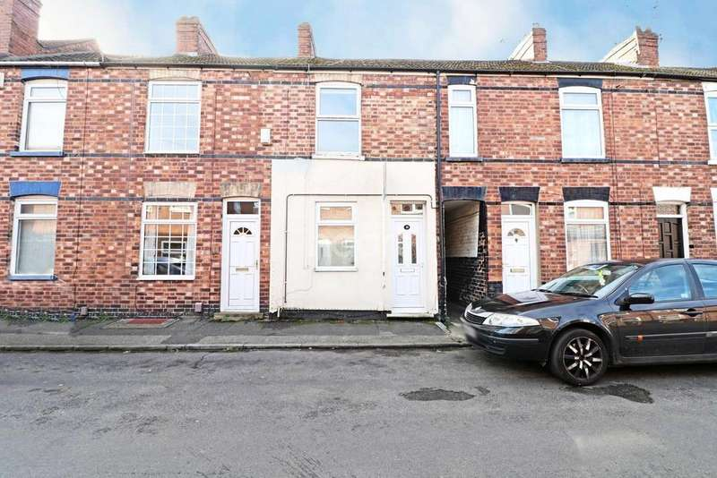 3 Bedrooms End Of Terrace House for sale in Wilson Street, Lincoln