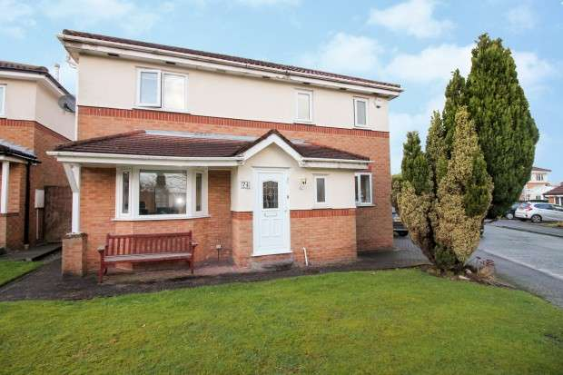 4 Bedrooms Detached House for sale in Chapeltown Road, Manchester , M26