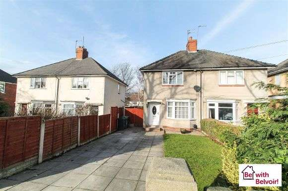 2 Bedrooms Semi Detached House for sale in Booth Road, Wednesbury