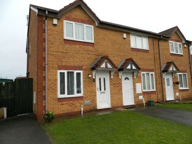 2 Bedrooms Terraced House for sale in Elwick Drive, Liverpool, L11