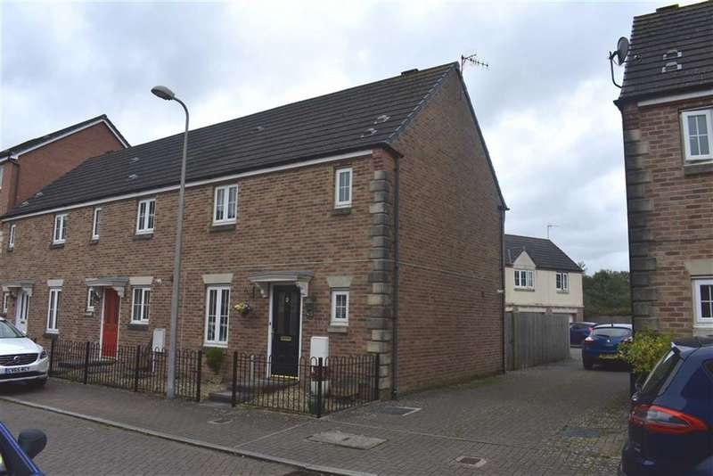 3 Bedrooms End Of Terrace House for sale in Glan Yr Afon, Gorseinon