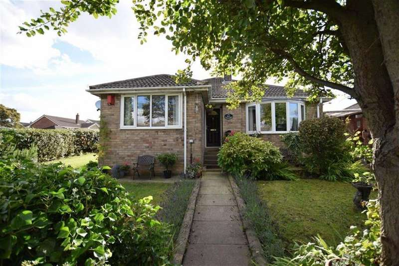 3 Bedrooms Detached Bungalow for sale in Edgehill Road, Staincross, Barnsley, S75