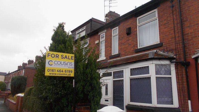 2 Bedrooms Terraced House for sale in Corona Avenue, Oldham