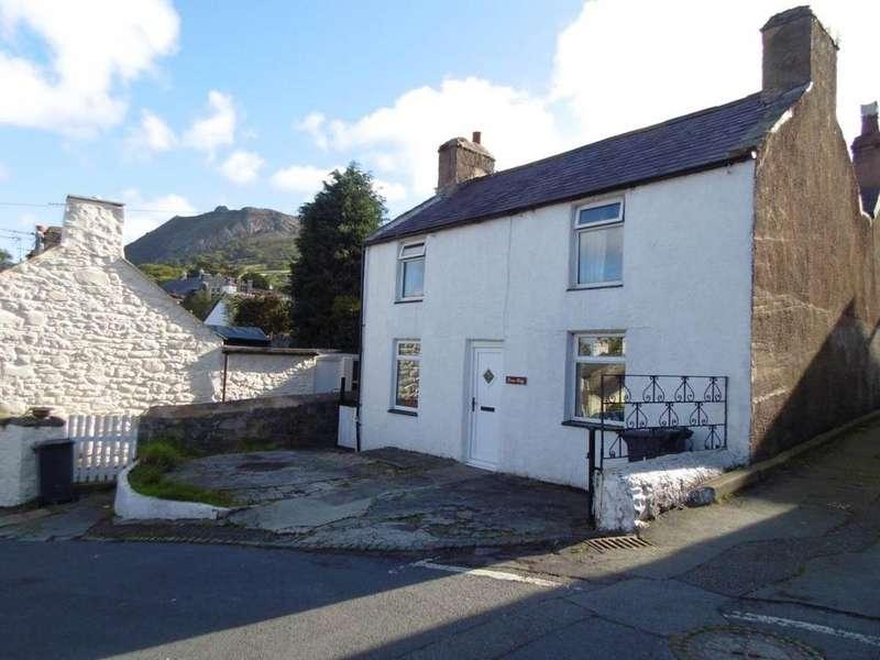 3 Bedrooms Cottage House for sale in Pen Y Bryn Road, Llanfairfechan, LL33 0UA