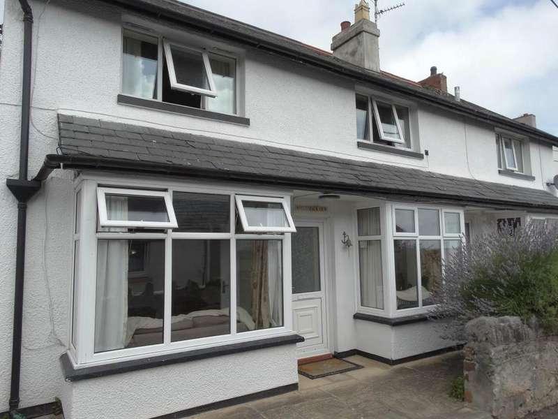 3 Bedrooms Semi Detached House for sale in 1 Llysfaen View Pendre Road, Penrhyn side, LL30 3DG