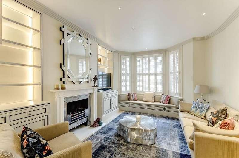 2 Bedrooms Flat for sale in Flood Street, Chelsea