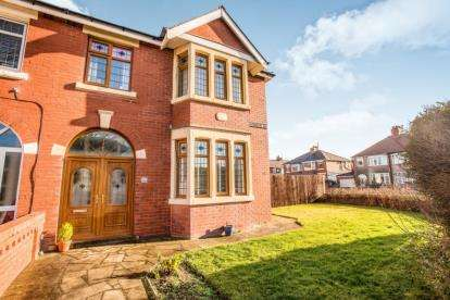 3 Bedrooms House for sale in Harrington Avenue, Blackpool, Lancashire, FY4