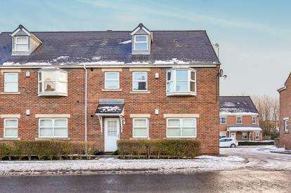3 Bedrooms Flat for sale in Bower Court, Coxhoe, Durham, County Durham, DH6