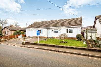 3 Bedrooms Bungalow for sale in Llandyrnog, Denbigh, Denbighshire, LL16