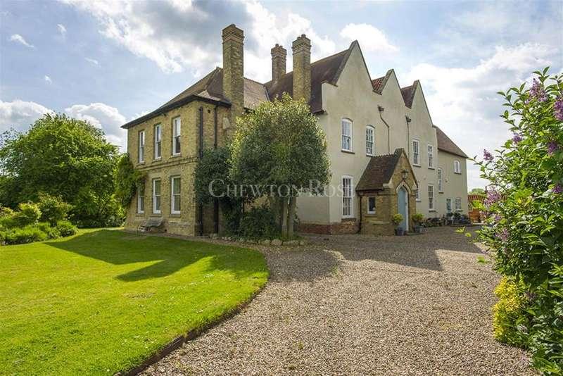 9 Bedrooms Detached House for sale in Claypole, Newark, Nottinghamshire