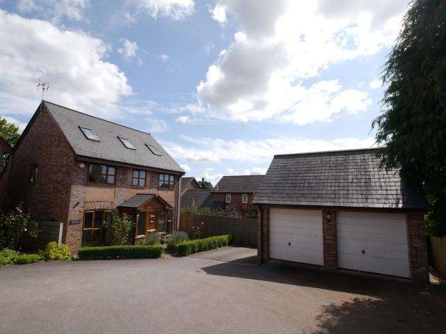 5 Bedrooms Detached House for sale in Westford, Wellington TA21
