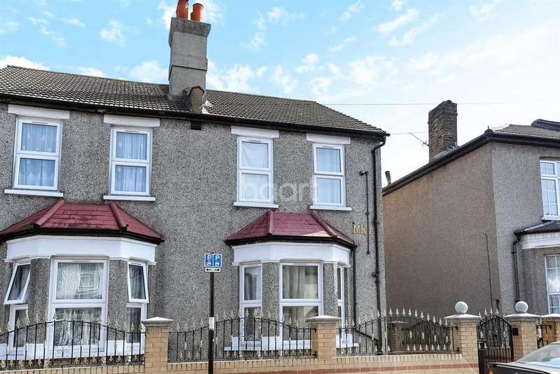 4 Bedrooms Semi Detached House for sale in Bensham Lane, Thornton Heath, CR7