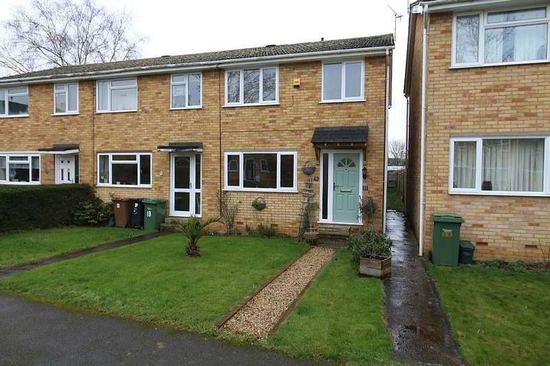 3 Bedrooms End Of Terrace House for sale in Hopton Road, Thame, Oxfordshire