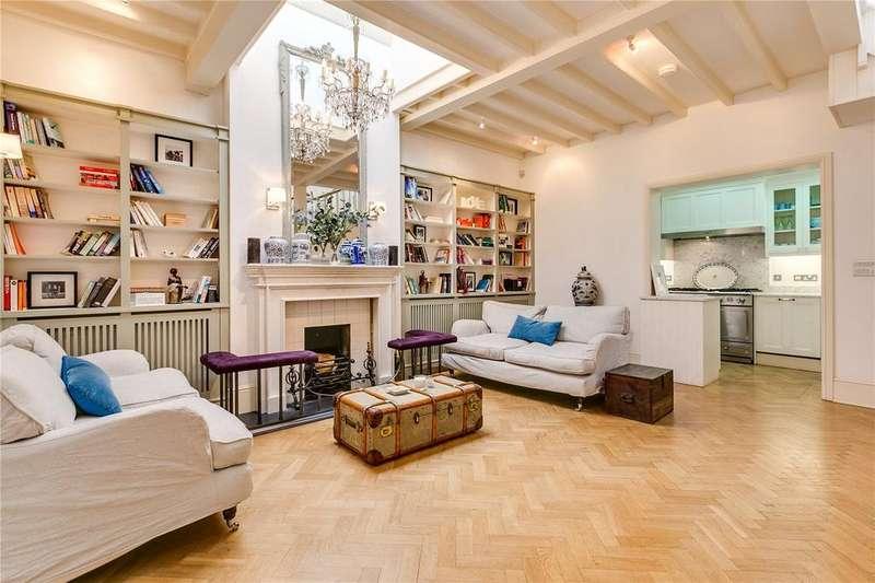 2 Bedrooms Terraced House for sale in Stratford Road, Kensington, London