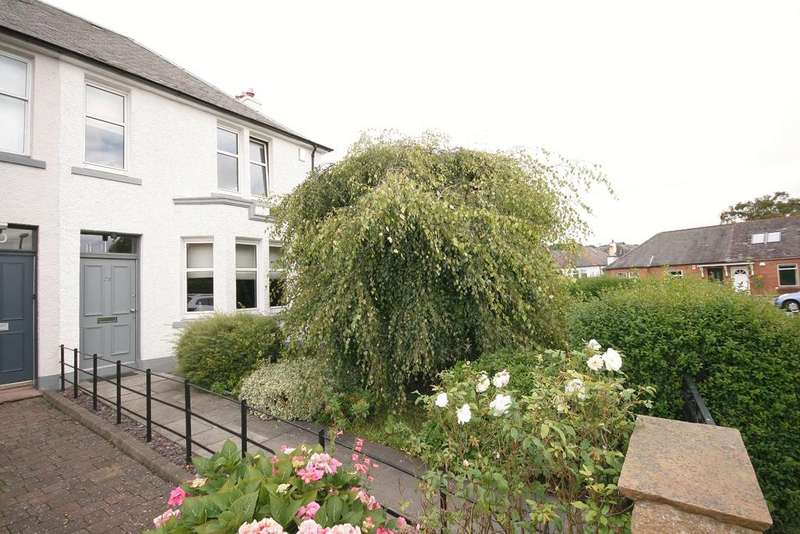 3 Bedrooms Semi Detached House for sale in 28 Corstorphine Park Gardens, Corstorphine, Edinburgh EH12 7HH