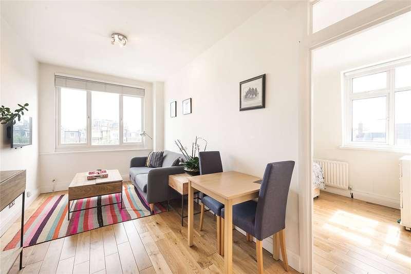 1 Bedroom Flat for sale in Joubert Mansions, Jubilee Place, Chelsea, London, SW3