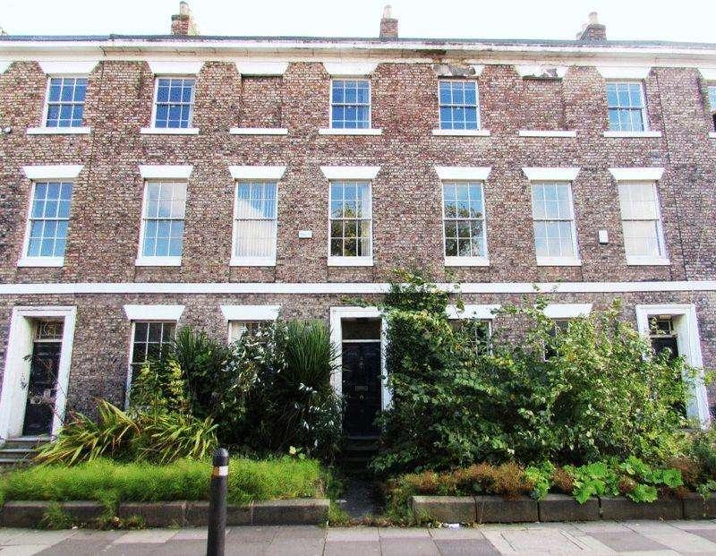 Terraced House for sale in Jesmond Road West, Newcastle Upon Tyne - Georgian Terraced House