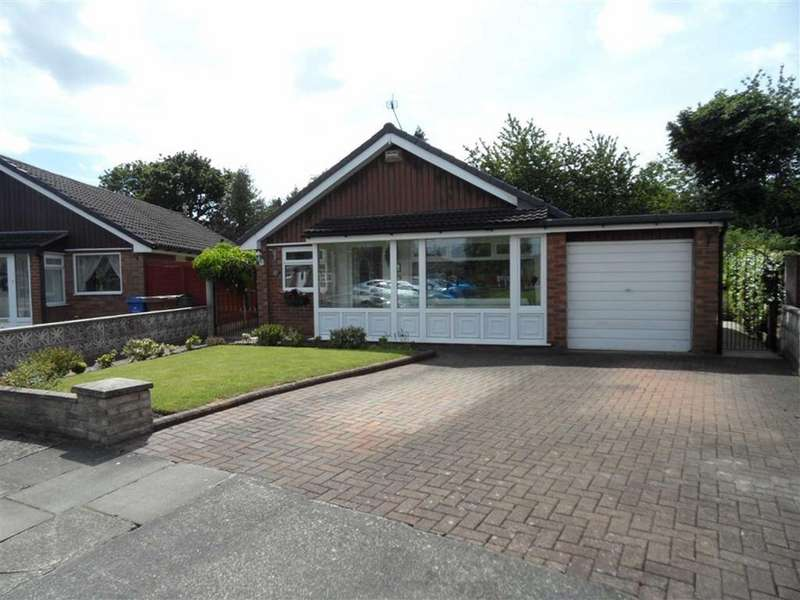 3 Bedrooms Detached Bungalow for sale in Oakdale Drive, Heald Green
