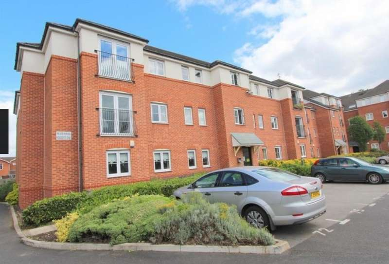 2 Bedrooms Apartment Flat for sale in St Micheals View, St. Micheals Road, Ditton, Widnes WA8