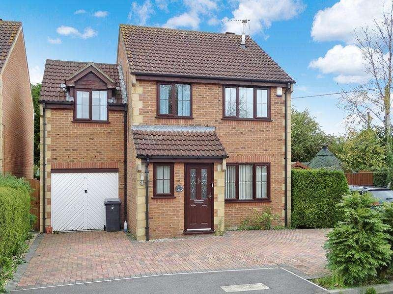 4 Bedrooms Detached House for sale in Lavender Close, Melksham
