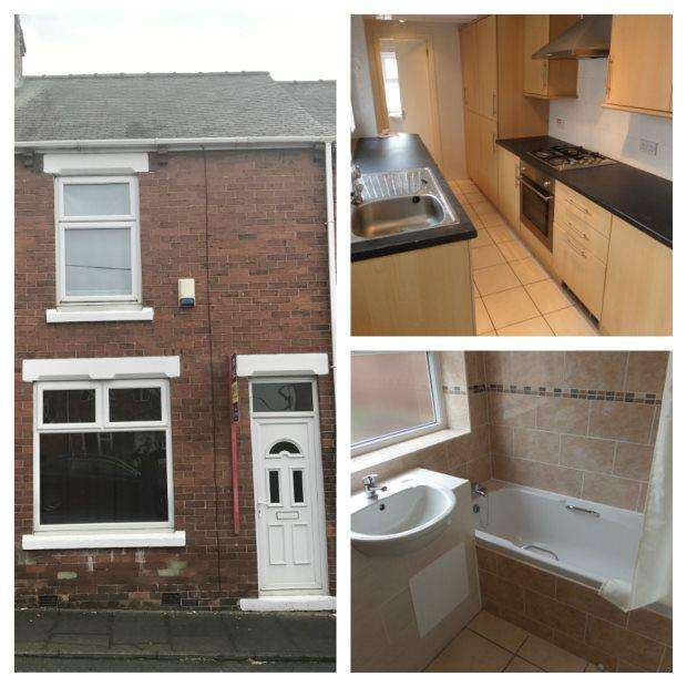 3 Bedrooms Terraced House for sale in STATION ROAD, USHAW MOOR, DURHAM CITY : VILLAGES WEST OF