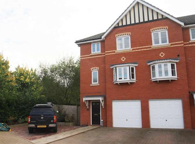 4 Bedrooms Mews House for sale in Alveston Drive, The Villas, Wilmslow