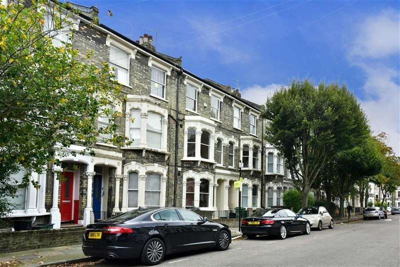 3 Bedrooms Maisonette Flat for sale in Tabley Road, Tufnell Park