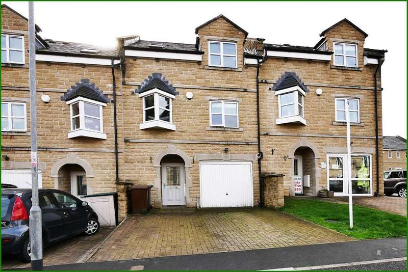 3 Bedrooms Town House for sale in Robinson Fold, Barnoldswick BB18
