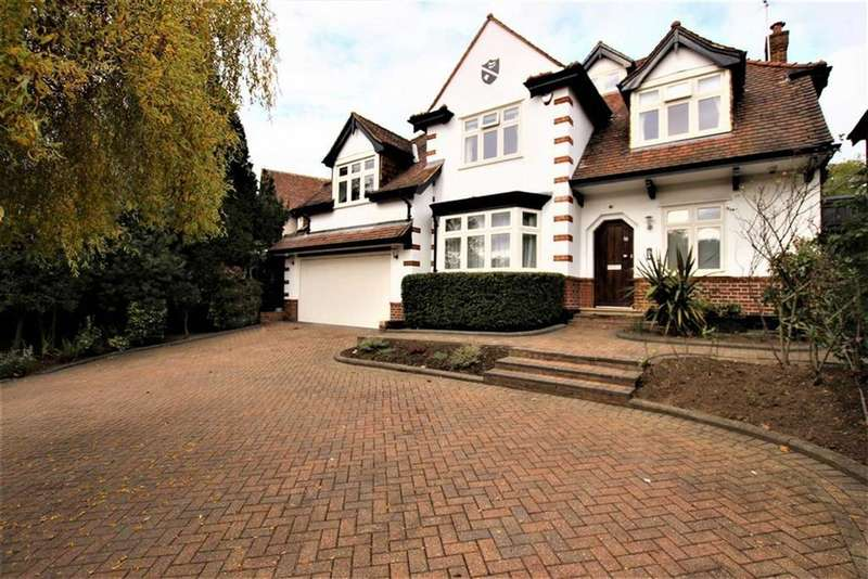 5 Bedrooms House for sale in Eversley Crescent, Winchmore, London