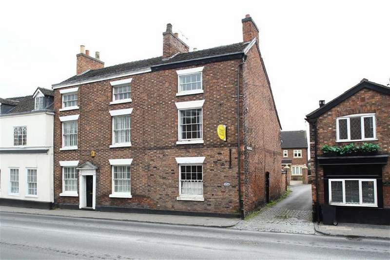3 Bedrooms Town House for sale in Hospital Street, Nantwich, Cheshire