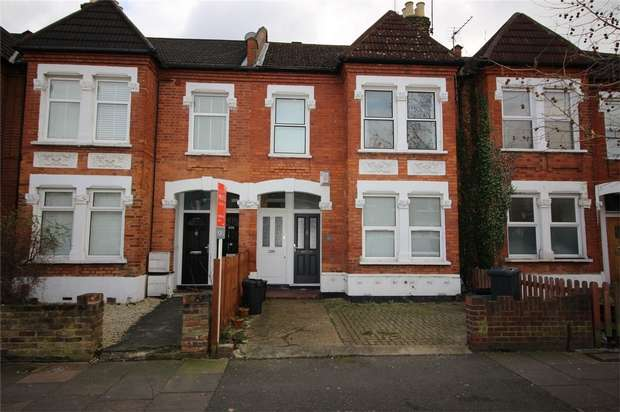 3 Bedrooms Maisonette Flat for sale in Marlow Road, Anerley, London
