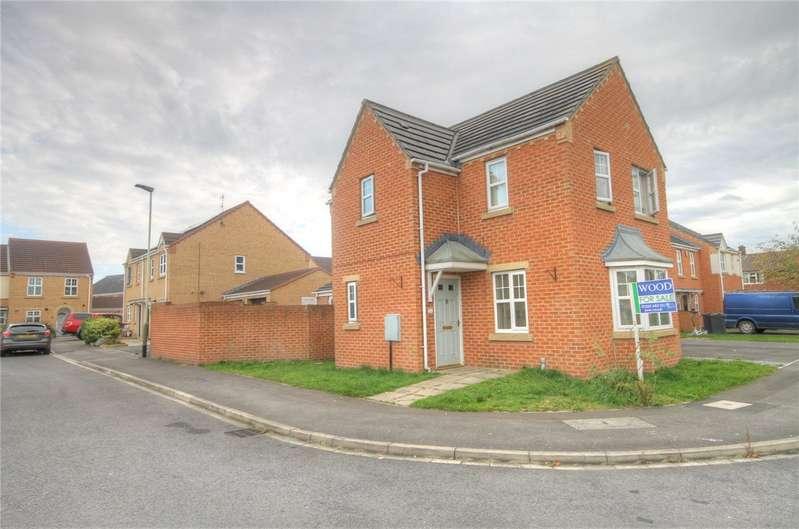 3 Bedrooms Detached House for sale in Grangemoor Close, Darlington, DL1