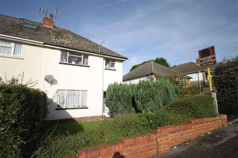 3 Bedrooms Semi Detached House for sale in Bryant Road, Wallisdown