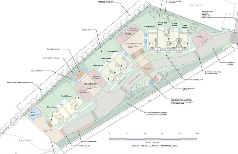 Land Commercial for sale in Culpepper Close, Isfield