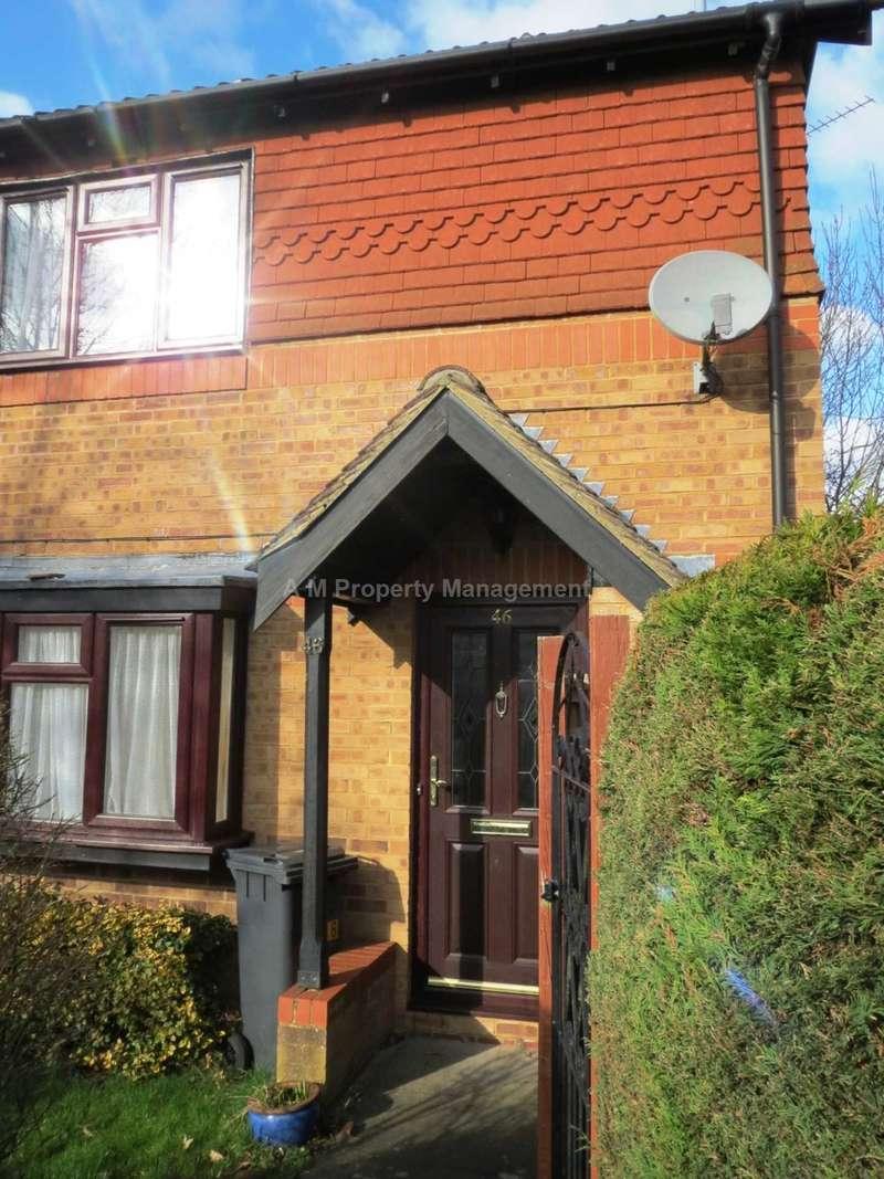 1 Bedroom Semi Detached House for rent in Hirstwood, Tilehurst