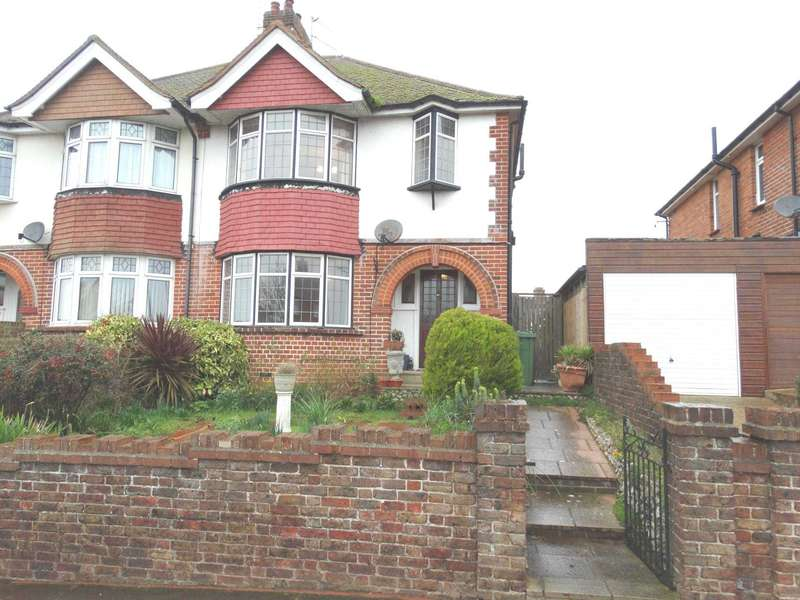 3 Bedrooms Semi Detached House for sale in St Philips Avenue, Eastbourne
