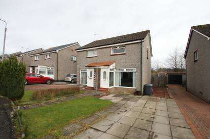 2 Bedrooms Semi Detached House for sale in Lamont Avenue, Bishopton