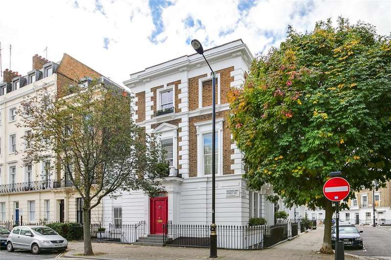 4 Bedrooms Terraced House for sale in Sussex Street, Pimlico, London
