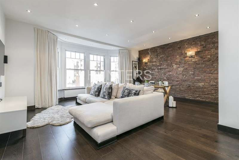 2 Bedrooms Flat for sale in West End Lane, London, , NW6 1RD